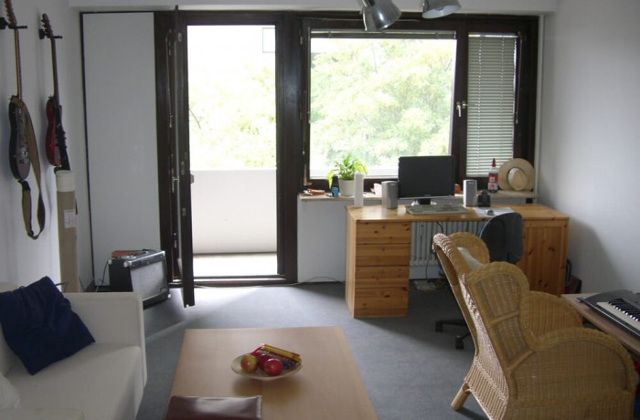Studentenapartment, Karlsruhe-Weststadt
